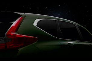 Honda CR-V ще получи седемместна версия