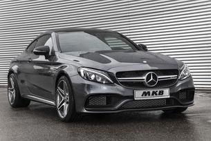 MKB тунингова Mercedes -AMG C 63 S с 612 к.с.