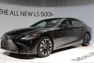 Световна премиера на изцяло новия Lexus LS 500h