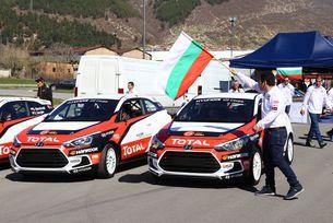 Hyundai Racing Trophy представяне
