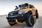 Toyota Hilux Tonka: Една играчка оживява