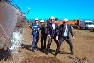 Мото-Пфое строи на два нови комплекса в София