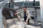 Audi A8 D5 (2017) става по-тежко въпреки леките части
