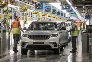 50 години Velar: Историята на Range Rover