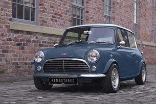 Британски тунери възродиха класическото Mini