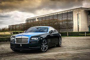 Rolls-Royce направи специално издание на купето Wraith