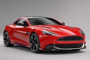 Разкриха Aston Martin Vanquish S Red Arrows Edition