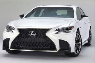 Премиум марката Lexus представи нов спортен седан