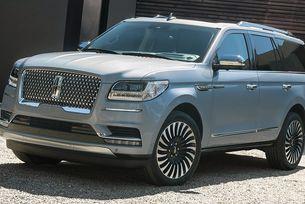 Дебютира новото поколение на Lincoln Navigator