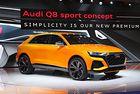 Известно е началото на производството на Audi Q8