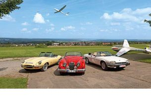 Jaguar XK 150, E-Type и XJ-S: Наследството на Jaguar