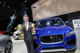 Jaguar F-PACE: Всичко за Световния автомобил на 2017 г