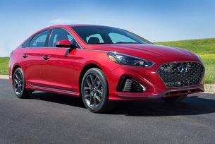 Hyundai Sonata 2018 дебютира с изцяло нова визия