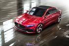 Mercedes показа най-компактния си седан