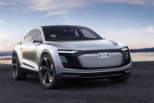 Audi пусна електромобил с 496 конски сили