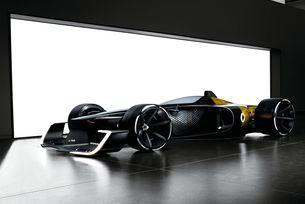 Renault R.S. 2027 е бъдещето на Формула 1