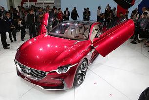 MG E-Motion Supercar Concept е знак за нов живот