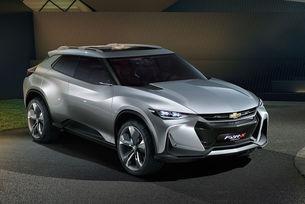 Концептът Chevrolet FNR-X радва с убедителен дизайн
