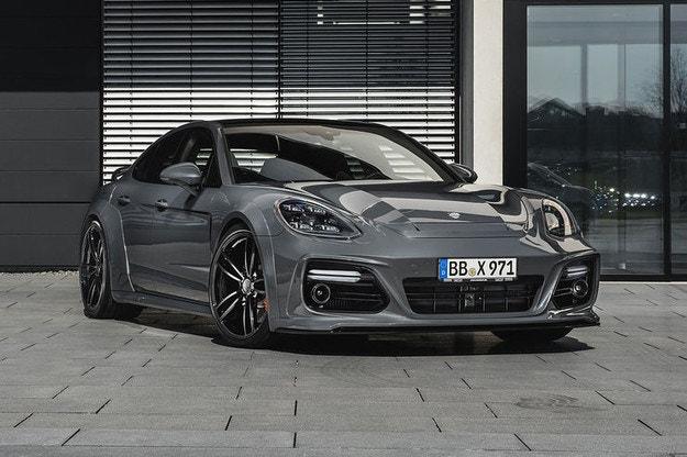Techart Grand GT: Porsche Panamera още по-спортно