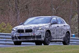 Прототипът BMW X2