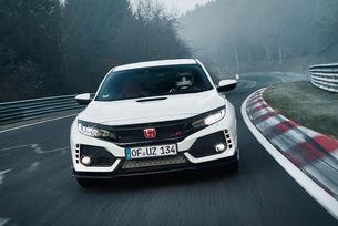 Honda Civic Type R постави нов рекорд на Нюрбургринг