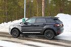 Тестват второто поколение на Range Rover Evoque