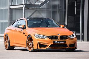 Купето G-Power BMW M4 (F82) с 680 конски сили