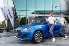 Впечатляващ старт на новото  Suzuki Swift в България