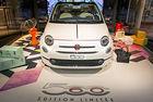 Предстаявт лимитирана серия на Fiat 500 60 Years