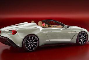 Aston Martin Zagato Speedster ще бъде рядък и скъп