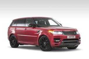 Стив Сътън персонализира кросоувъра Range Rover