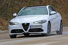Alfa Romeo Giulia: Bella macchina