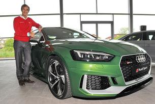 Audi Sport представяне