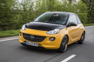 Новият Opel ADAM BLACK JACK още по-егоцентричен
