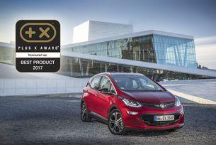 """Избраха Opel Ampera-e за """"Най-добър продукт на 2017"""""""