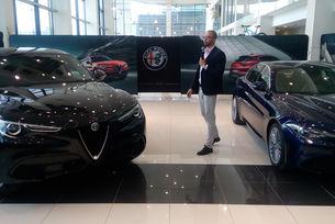Официална премиера на Alfa Romeo Stelvio у нас