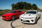 Chevrolet Camaro и Ford Mustang: Най-доброто от дивия запад