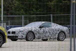 BMW Серия 8 2018: Първи снимки и информация