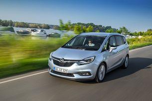 Opel Zafira завоюва титлата на Schwacke в своя сегмент