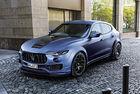 Така изглежда Novitec Esteso Maserati Levante