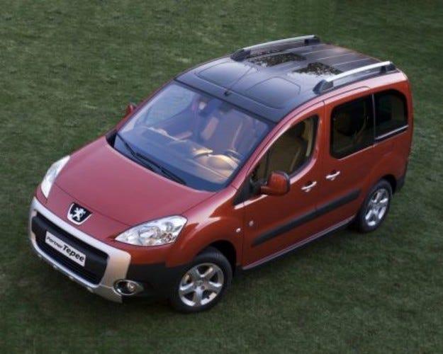 Peugeot Partner & Citroen Berlingo