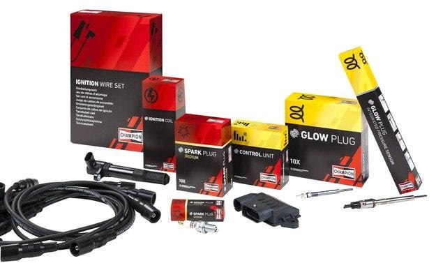 Champion® представя нова гама запалителни бобини