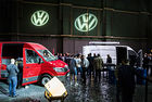 Българска премиера на новия VW Crafter