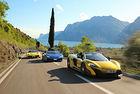 Ferrari 488 GTB, Lamborghini Hurracan и McLaren 675LT