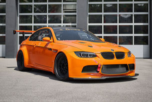 G-Power BMW M3 GT2 S Hurricane със 720 к.с.
