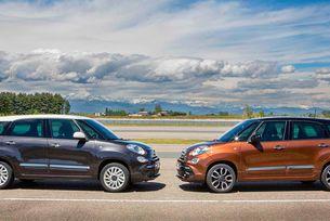 Fiat представи обновения модел 500L