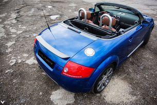 Mодел, кръстен на мото състезание. Audi TT от Vilner