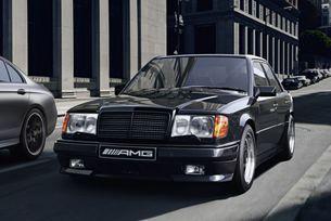 Mercedes-AMG: 50 години по пътя на славата