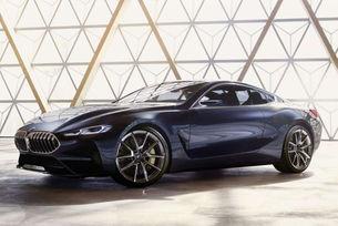 Разсекретиха в аванс дизайна на новото BMW Серия 8