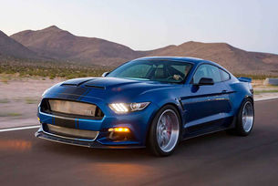 Shelby Super Snake Wide Body Concept: Mustang със 750-к.с.